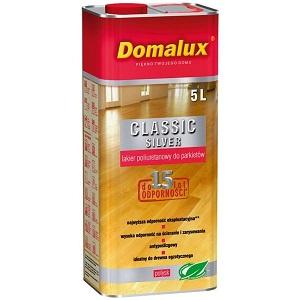 Lakier do parkietu rozpuszczalnikowy Domalux Classic